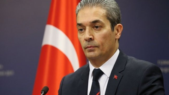 ABD'nin PKK kararına Türkiye'den ilk açıklama