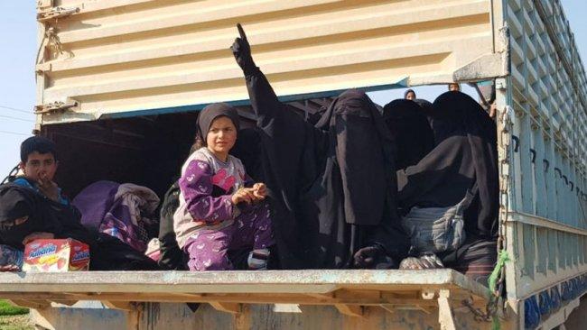 IŞİD'li kadın: Ebu Bekir Bağdadi tünellerde!