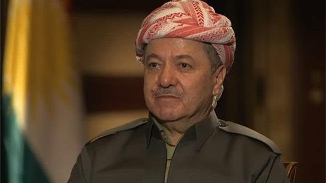 YNK'li siyasetçiden Başkan Barzani'ye mektup