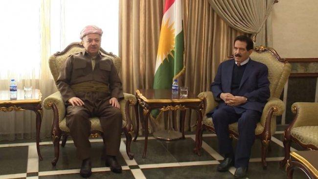 Başkan Barzani, Kosret Resul ile görüştü
