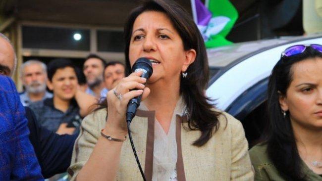 HDP'den Erdoğan'a 'Defolun, Kürdistan'a gidin' yanıtı