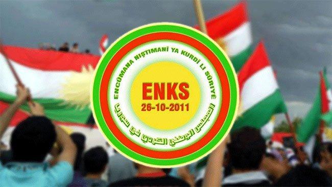ENKS'li yetkili: PYD, IŞİD savaşı bitsin istemiyor