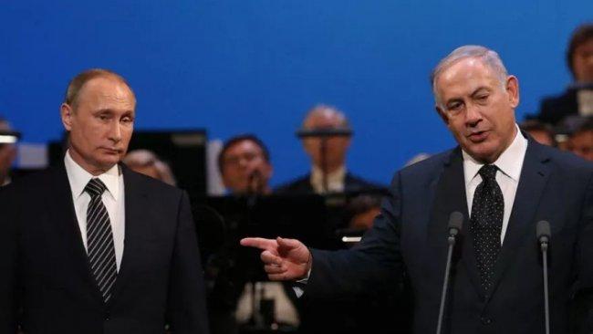 Netenyahu'dan Suriye'de ortak görev gücü açıklaması