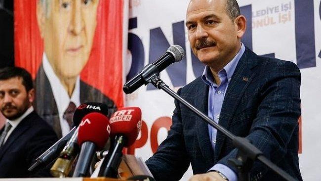 Soylu'dan HDP açıklaması: Alın dedim, aldılar