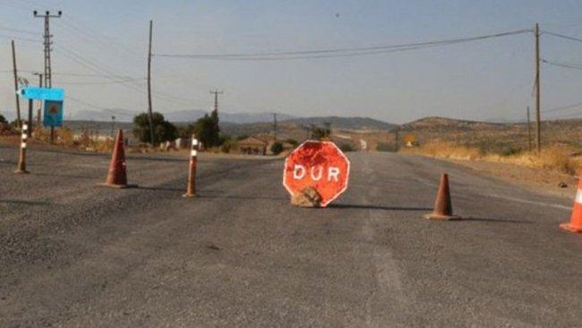 Hakkari'de 31 bölge yasaklandı