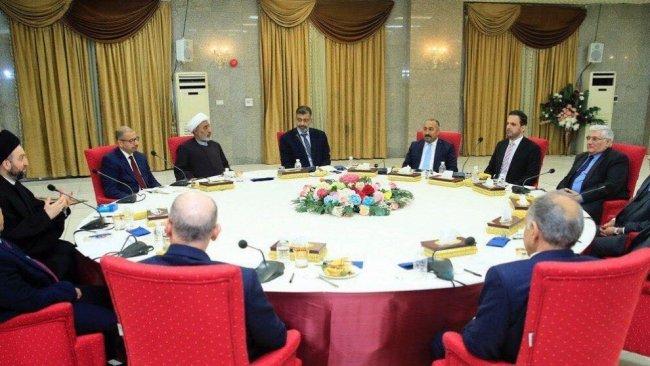 Irak'tan yabancı güçlerin çıkarılması için bir adım daha