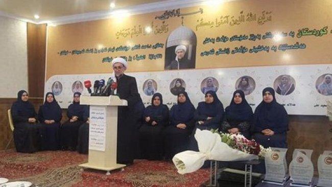 Kurdistan'ın kadın imamları