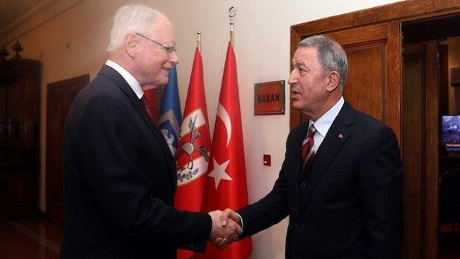 Türkiye-ABD arasında Suriye konulu görüşme