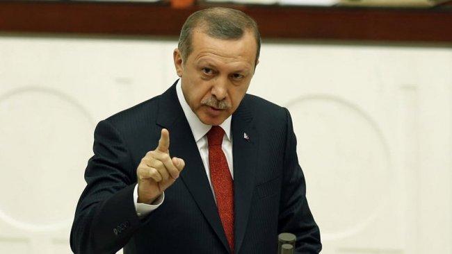 Erdoğan: HDP'ye oy verenlere terörist dediğimi ispat etsinler...