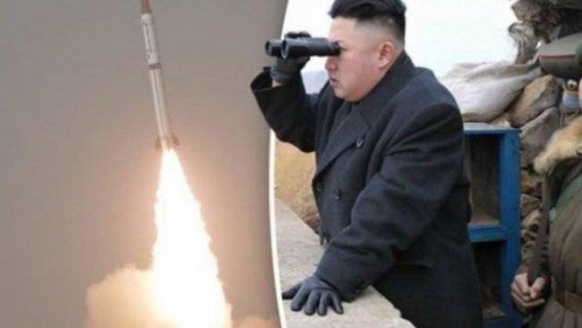 Kuzey Kore 'roket fırlatma tesisini yeniden inşa ediyor'