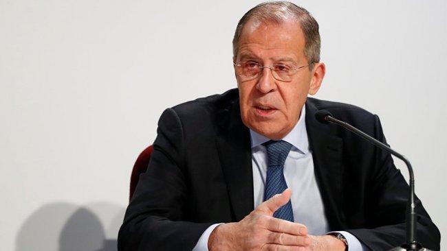 Lavrov: Kürt meselesi Türkiye ve Suriye ile konuşulmalı