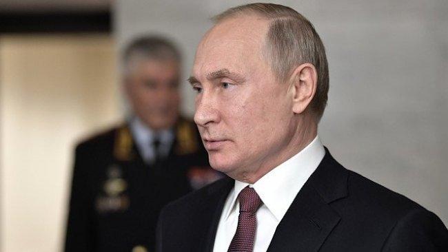 Putin'den ABD'ye INF eleştirisi