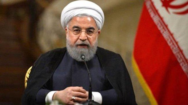 Ruhani: ABD ile ekonomik ve psikolojik savaştayız