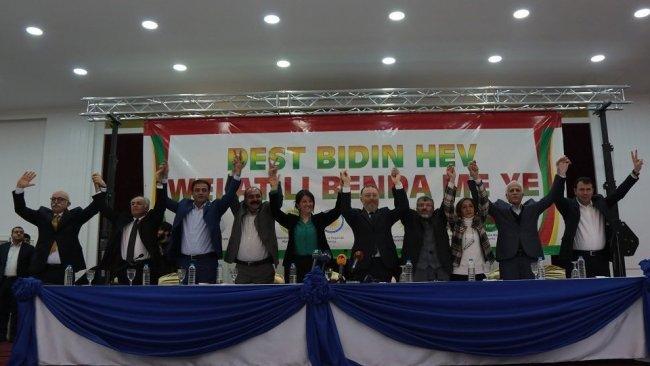 'Yurtsever Demokrat İttifakı' Kürtler için HDP'ye alternatif olmak istiyor