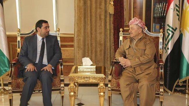 Başkan Barzani'den Kral Abdulah'a samimi sözler