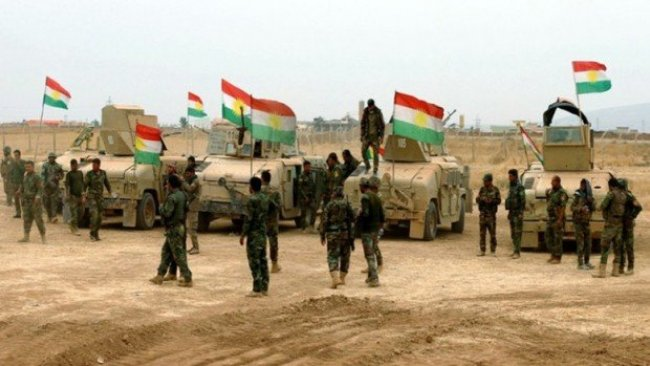 Irak Ordusu, Peşmerge'den yardım istedi