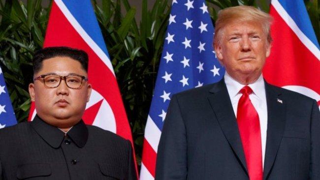 Trump'tan Kuzey Kore açıklaması: Hayal kırıklığı olur