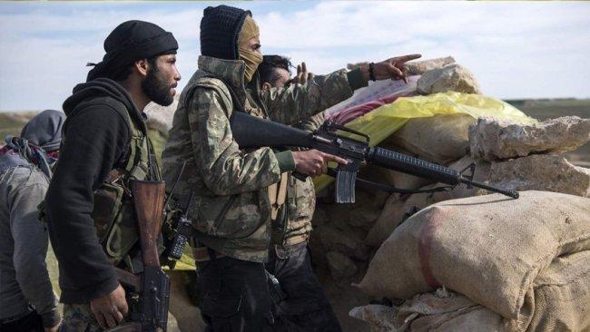 DSG: Bağuz'da IŞİD'e yönelik nihai operasyonu yeniden başlatıyoruz