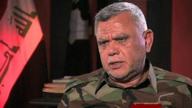 Hadi Amiri: ABD'nin Kerkük'e müdahalesini kabul etmeyiz
