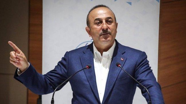 Çavuşoğlu: 'PKK, HDP ve CHP üzerinden şehirlere yerleşmek istiyor'