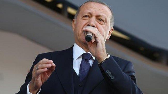 Erdoğan'a göre 'Kürtlere en çok zulmeden örgüt PKK'