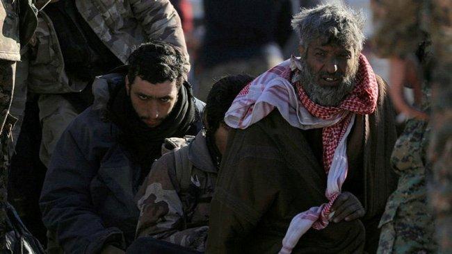 IŞİD'lilerin hayal kırıklığını özetleyen cümle: 'Bağdadi kaçtı ve kurtuldu'