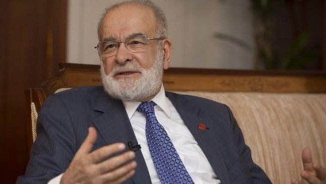 Karamollaoğlu'ndan 'yeni parti' açıklaması