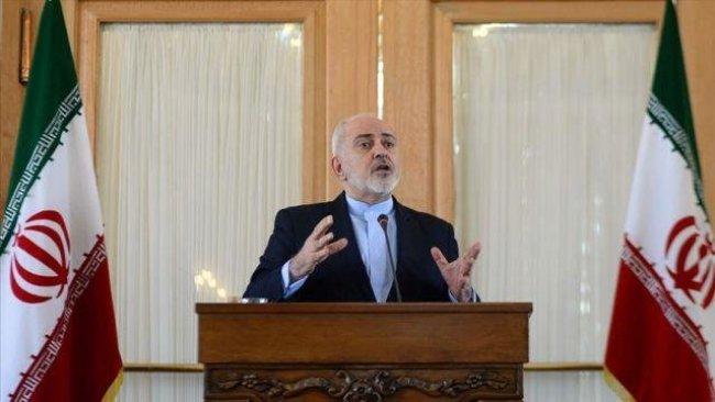 Zarif: ABD Irak'ta İran'a rakip bir yönetim kurmak istedi