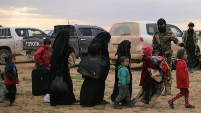 Bağuz'da son durum: Tahliyeler sürüyor