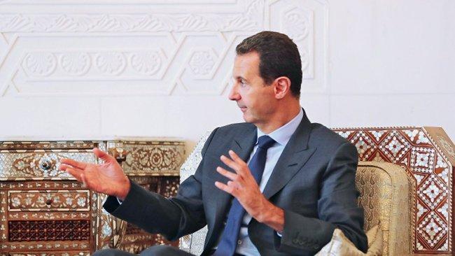 Esad: Suriye'de savaş yeni bir boyut kazandı