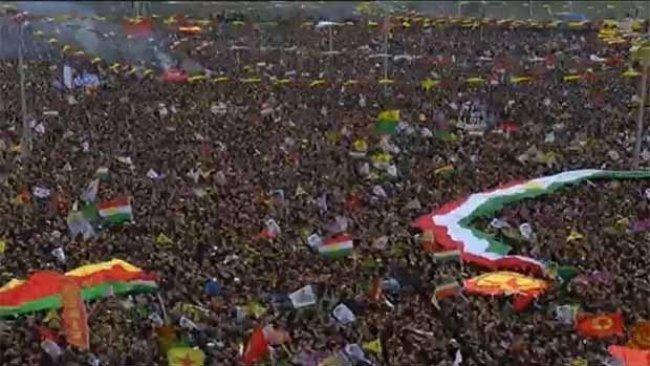 HDP'nin Newroz ve miting programı netleşti