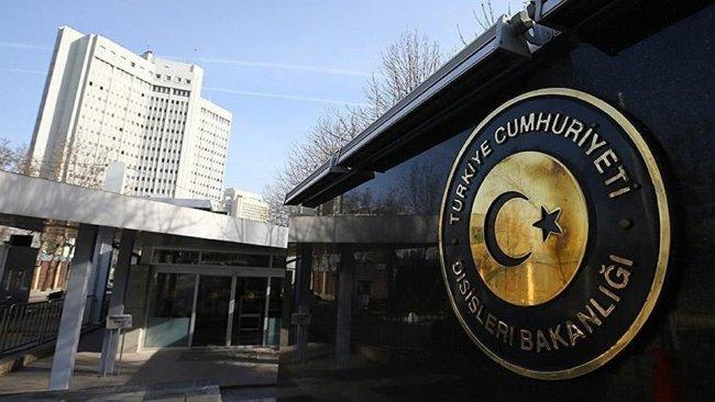 Belçika'nın PKK kararına Türkiye Dışişleri'nden tepki