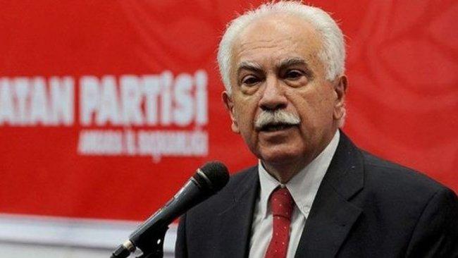 Doğu Perinçek 31 Mart seçiminin mağlubunu açıkladı