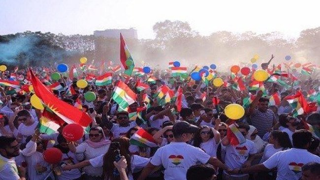 Erbil'de 11. Newroz ve Özgürlük Festivali başlıyor