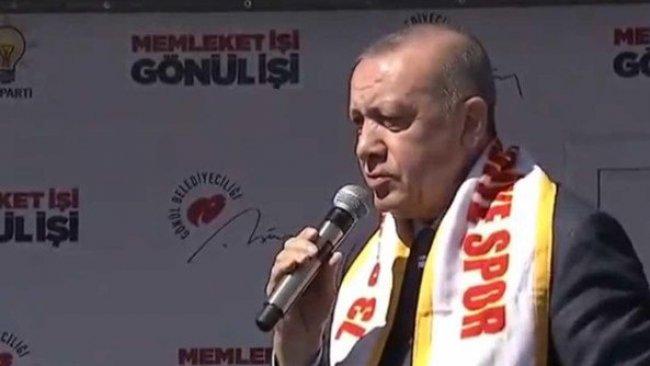 Erdoğan: Biz onlara Kürt demedik