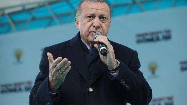 Erdoğan Hakkari'de sordu: Benim ağzımdan böyle bir şey duydunuz mu?