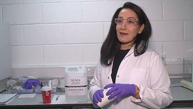 Kürt kimyagerin buluşu İngiltere'de gündem oldu