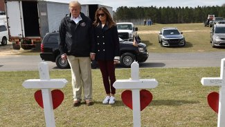 Sosyal Medya kullanıcılarının hedefindeki yeni isim Melania Trump