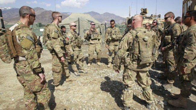 Trump'tan ABD askerlerine yönelik çalışma