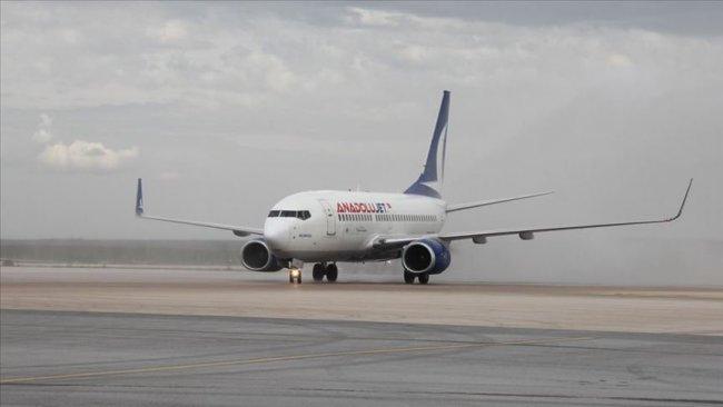 Anadolujet Diyarbakır ve Antep'ten Erbil'e uçuşları başlatıyor