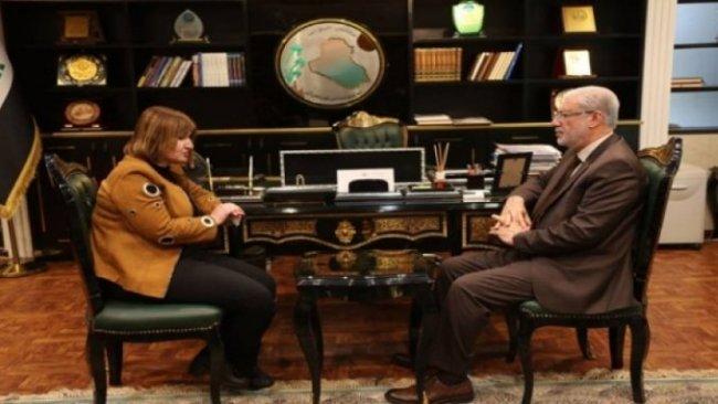 Beşir Hadad'dan Kürt dili için Irak hükümetine çağrı
