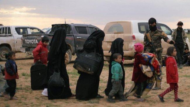 DSG, IŞİD'lilerin güvenli geçiş talebini reddetti