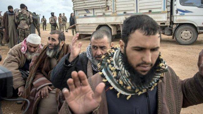 IŞİD'in, 3 DSG'li esir karşılığında DSG'den talebi