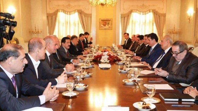 KDP-YNK toplantısı sona erdi: YNK hangi makamları talep etti