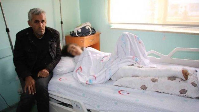 Silopi'de 9 yaşındaki çocuğa panzer çarptı