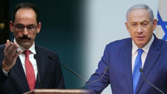 Ankara'dan Netanyahu'nun Erdoğan açıklamasına tepki