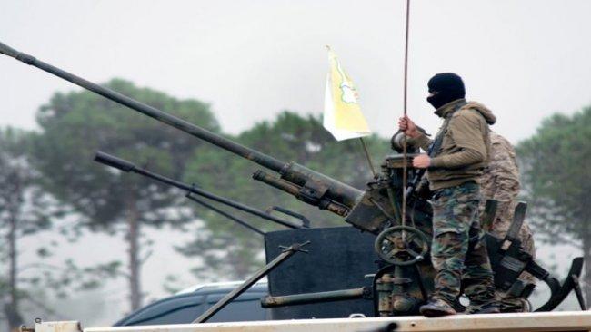Bağoz'da son durum: IŞİD, DSG'ye 6 bomba yüklü araçla saldırdı