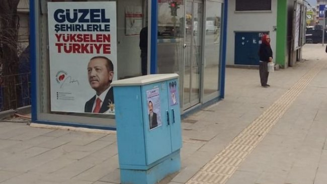 Seçim Kurulu'ndan Dersim kararı: AKP afişleri kaldırılacak