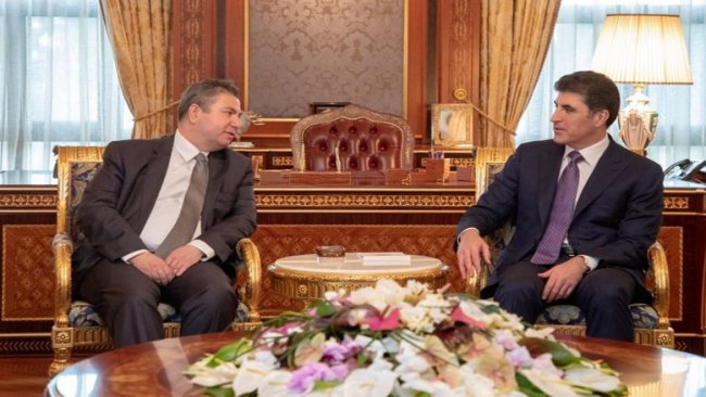 Başbakan Barzani: Komşularımızla ilişkilerimizi geliştirmeyi hedefliyoruz
