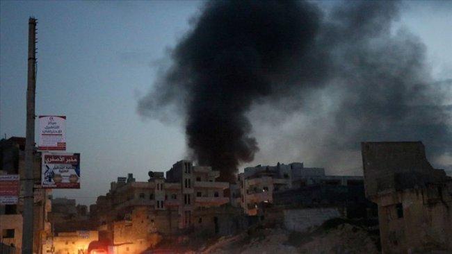 İdlib'de bulunan IŞİD'liler cezaevinden firar etti